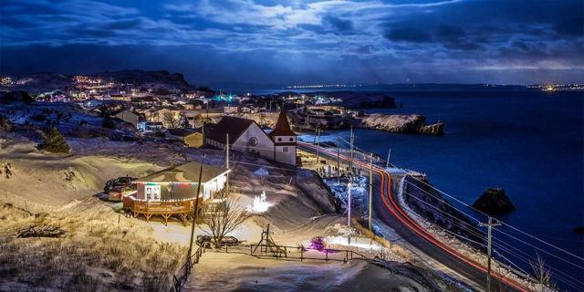 Home For Christmas - Port De Grave