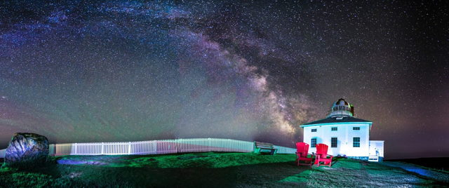 Cape Spear Milky Way 3