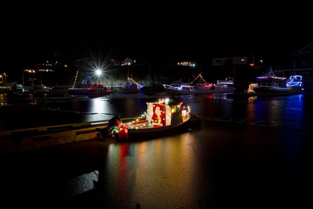 Christmas in the Harbour 1