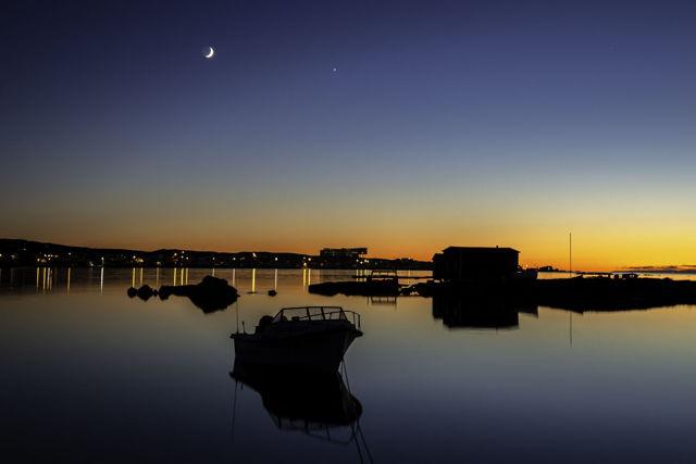 Fogo Island Sunset