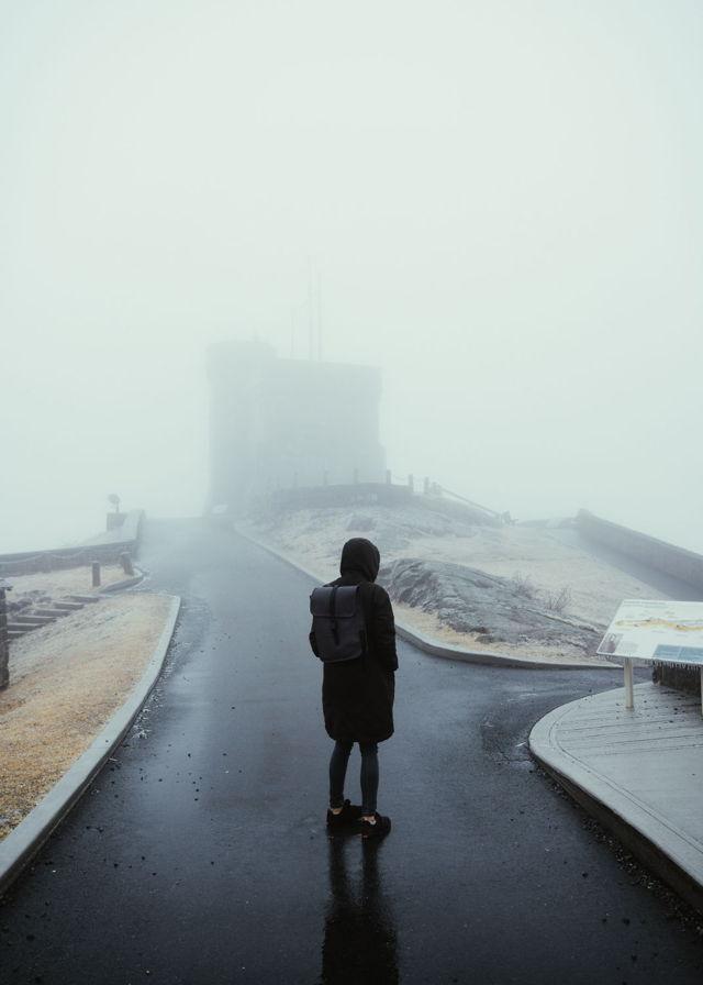 Cabot Fog
