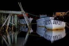 As fishers sleep