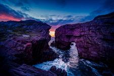 Tickle Cove Arch