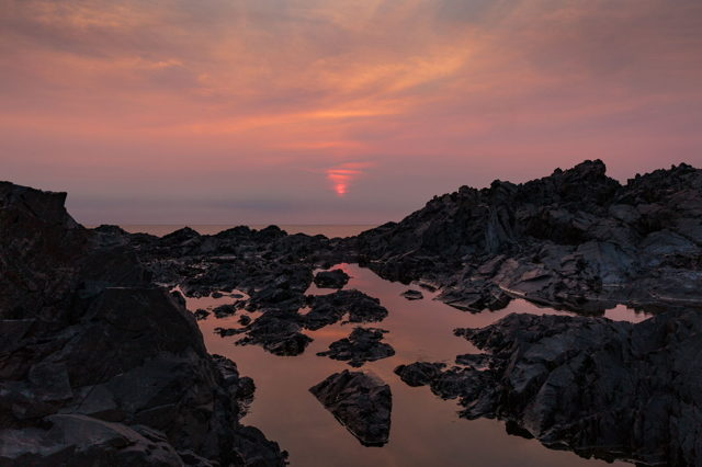 Cape Bonavista Sunrise