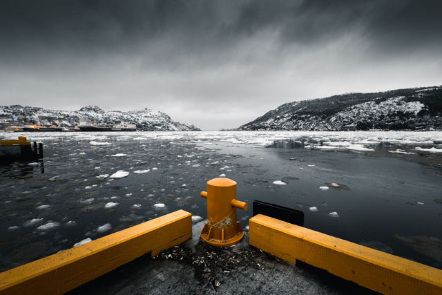 Harbour Ice