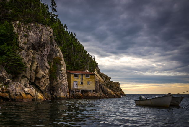Shoe Cove Stage