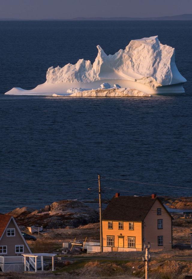 Greenspond Iceberg