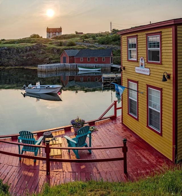 First Light, Trinity, Newfoundland