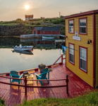 First Light, Trinity, Newfoundland