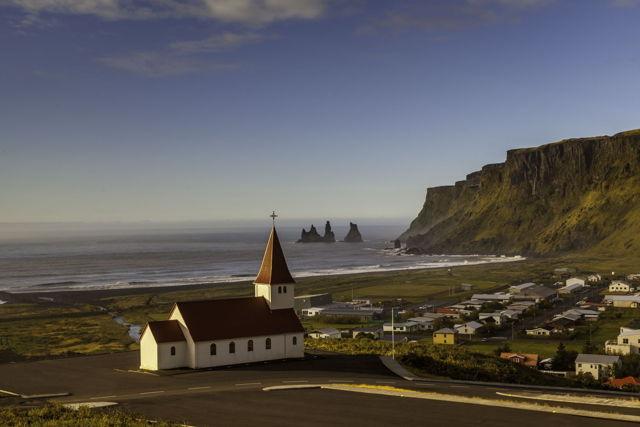 Vic Sunrise, Iceland