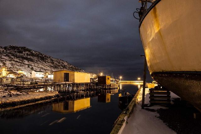 Dry Dock - Petty Harbour