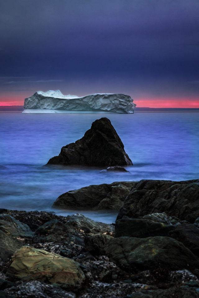 Island of Ice
