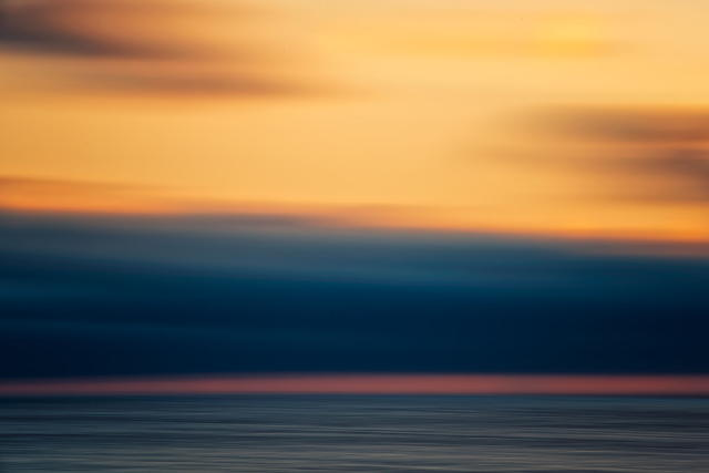 An Abstract Sunrise