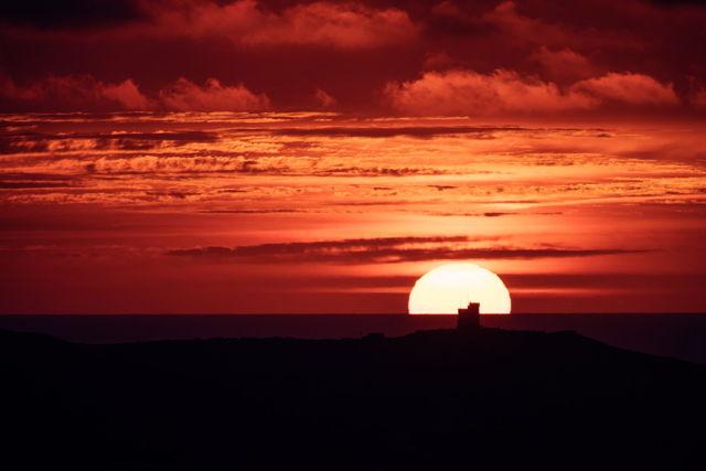 Sunrise Cabot Tower