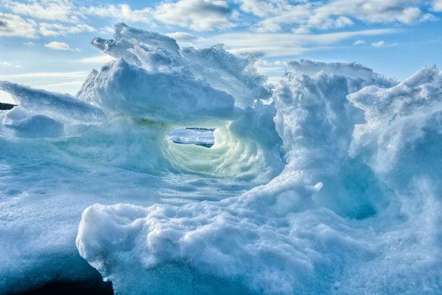 Sea Ice Detail 1