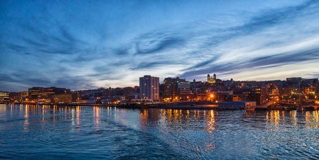St. John's Evening, Newfoundland
