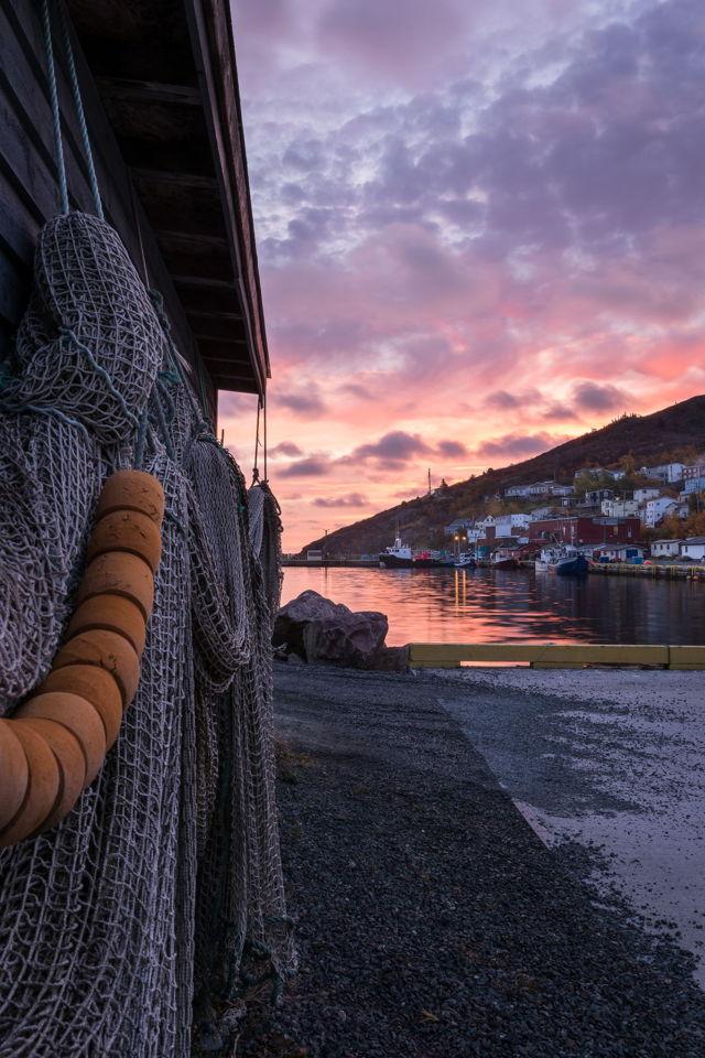 1 ba Petty Harbour Sunrise2 v1