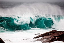 Cape Spear Waves 3
